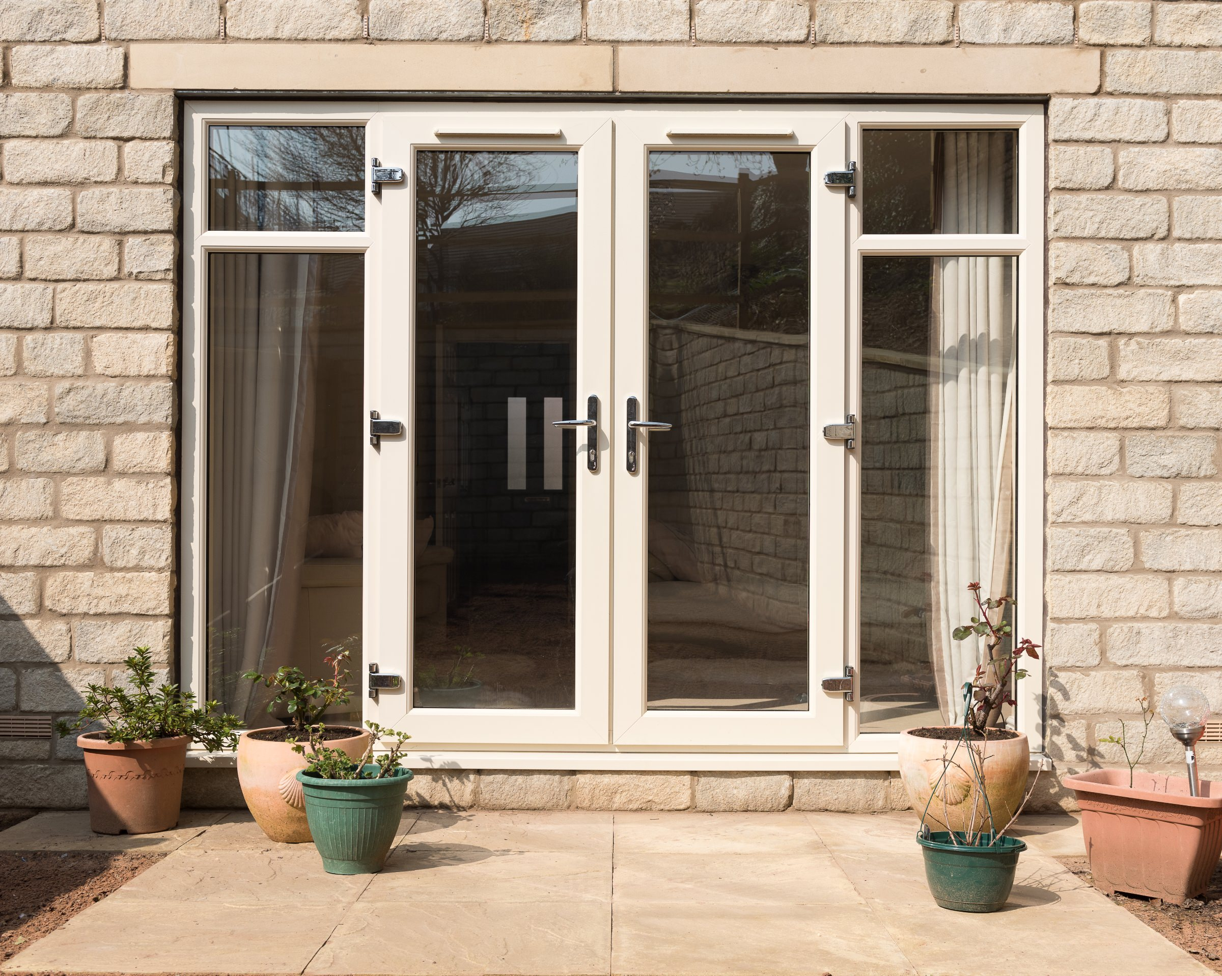 French door prices upvc doors french doors london for Upvc front door 78 x 30